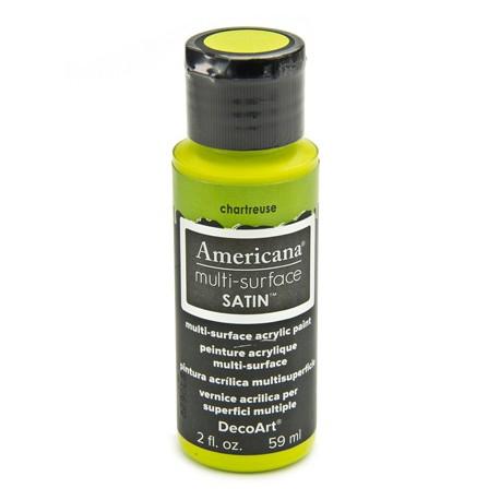 Multisurface Satins - Verde amarillento