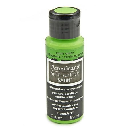 Multisurface Satins - Verde manzana