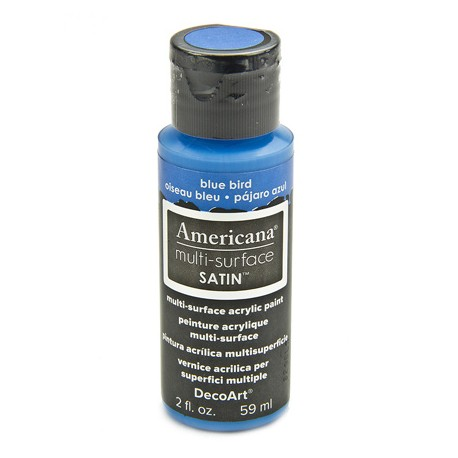 Multisurface Satins - Pajaro azul