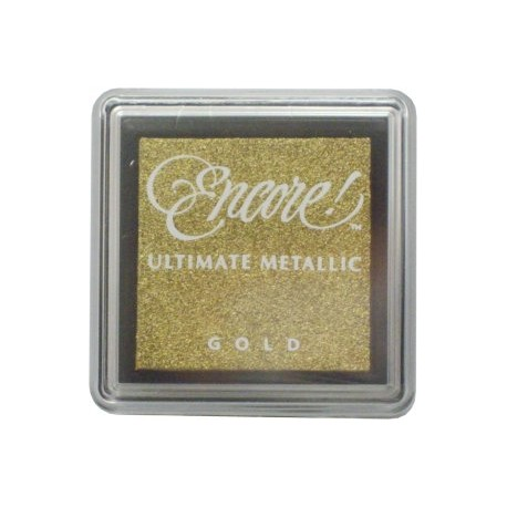 Encore Ultimate Metallic Small - Gold