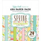 Spring Paper Pad