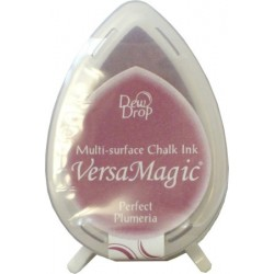 VersaMagic Dew Drop - Perfect Plumeria