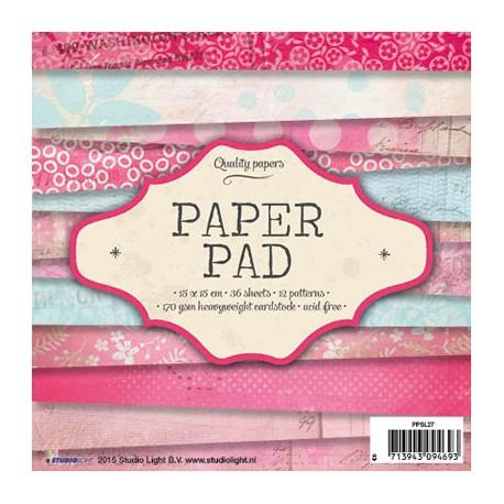 Paper Pad Fashion