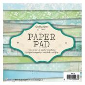 Paper Pad Mountain Lake