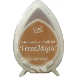 VersaMagic DewDrop - Gingerbread