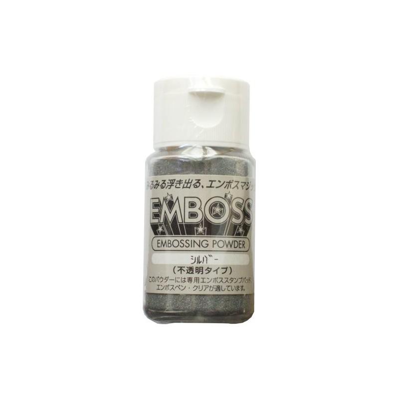 Embossing Powder - Silver