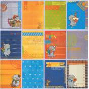 Basik's New Adventure - Journaling Cards