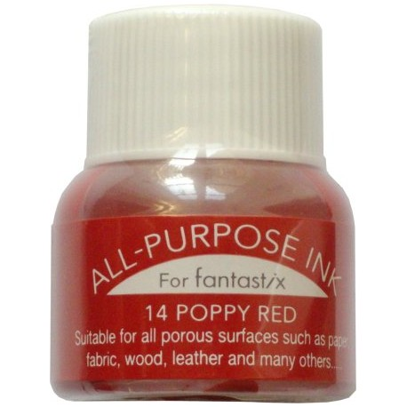 All-Purpose Ink - Poppy Red