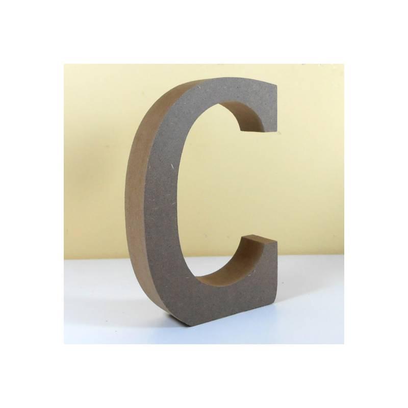 Letra c para decorar en mdf - Letras infantiles para decorar ...