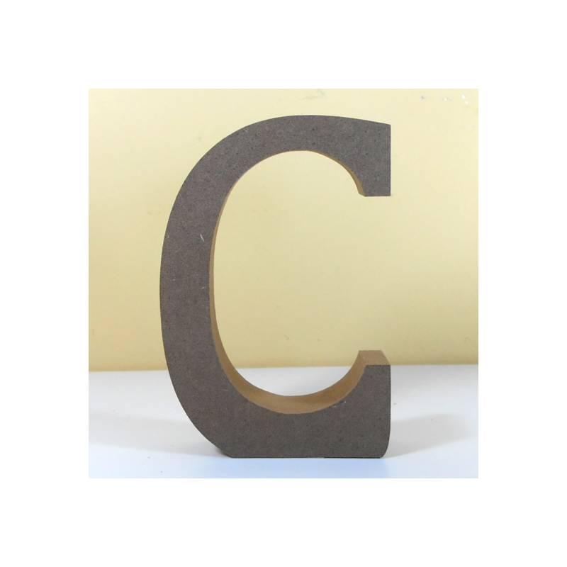 Letra c para decorar en mdf - Letras para decorar ...