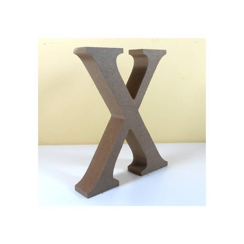 Letra x para decorar en mdf - Letras infantiles para decorar ...
