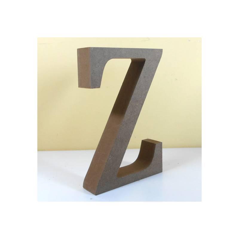 Letra z para decorar en mdf - Formas de letras para decorar ...