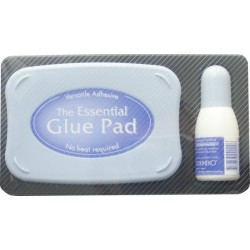 The Essential Glue Pad & Inker kit