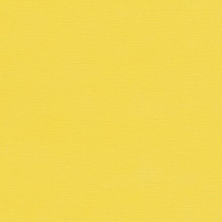 Cartulina texturizada Yellow lemon