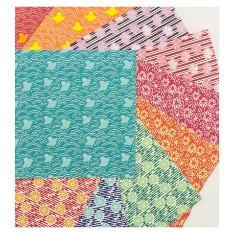 Surtido Origami Folk Art II