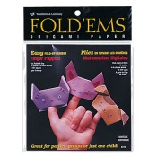 Surtido Origami Finger Puppets