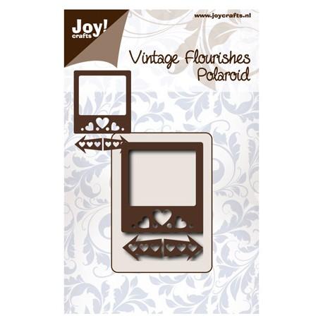 Vintage Flourishes Polaroid