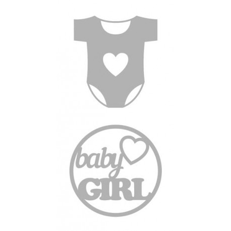 Dies Baby Girl Body
