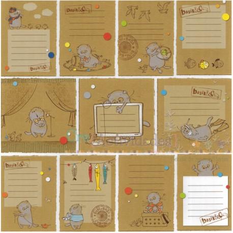 Basik & Ko - Cards 1