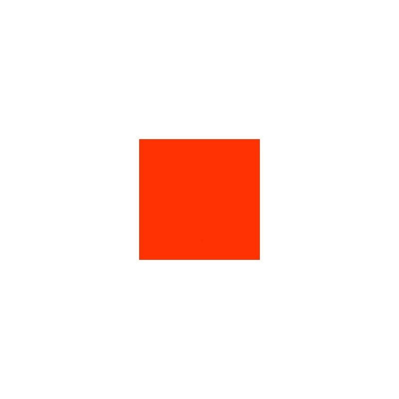 Fieltro 3D - Naranja