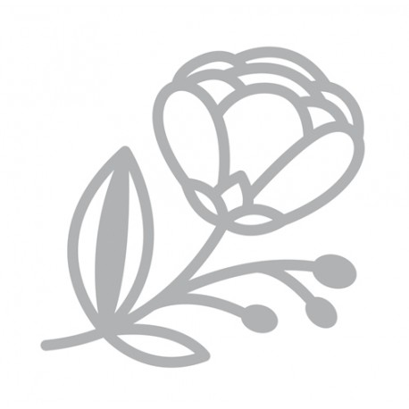 Troquel Grafic Time Flor