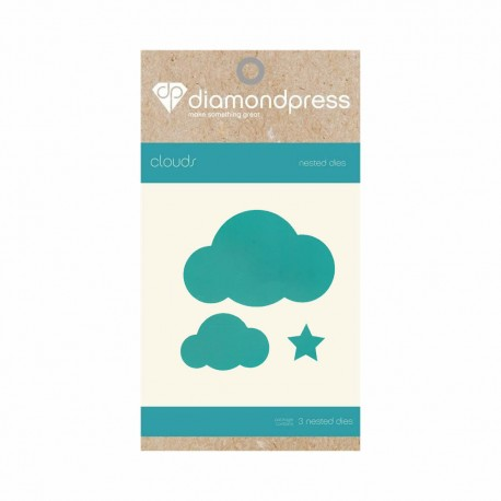 Diamond Press - Dies Clouds