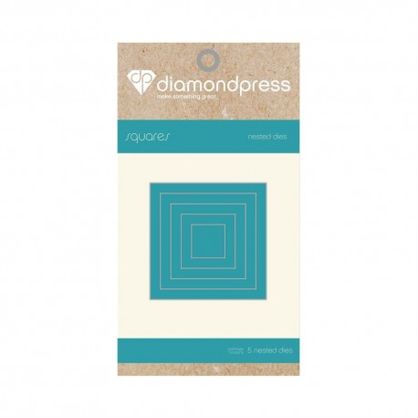 Diamond press - Nested Dies Square