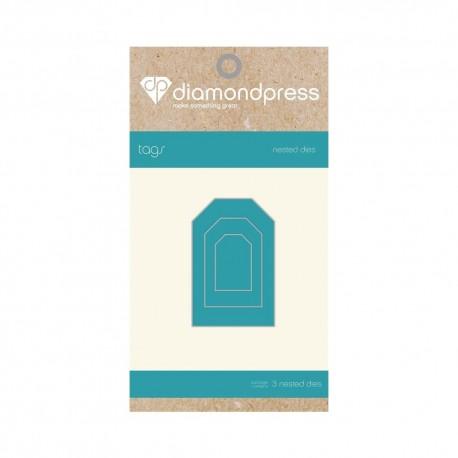 Diamond press - Nested Dies Tag