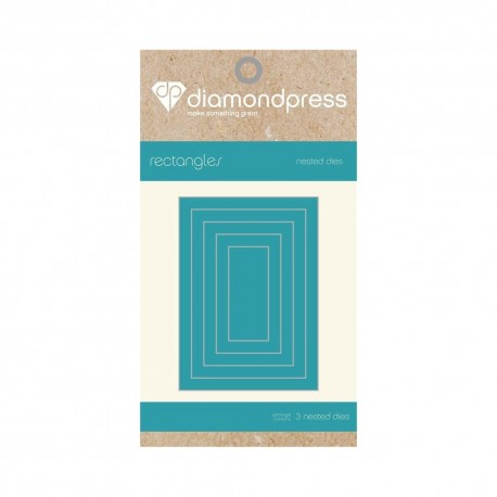 Diamond press - Nested Dies Rectangle