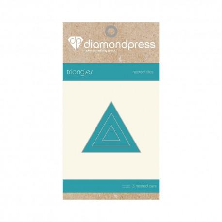 Diamond press - Nested Dies Triangle