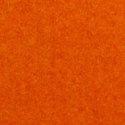 Fieltro 2mm Naranja