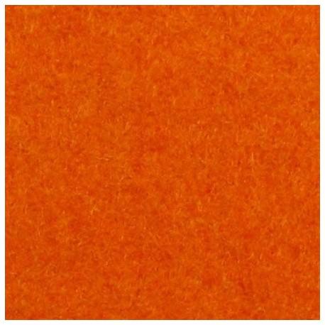 Fieltro 2mm Naranja