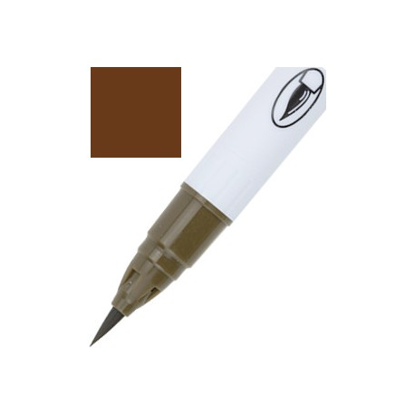 ZIG CLEAN COLOUR BRUSH Mid Brown