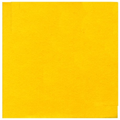 Fieltro 2mm Amarillo