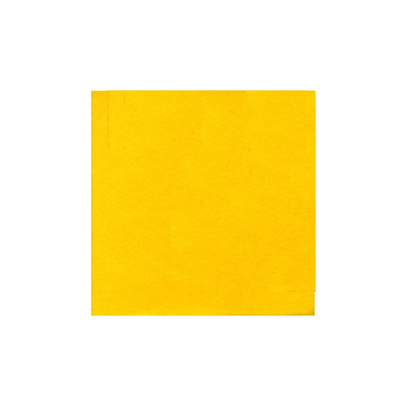 Fieltro 2mm Amarillo