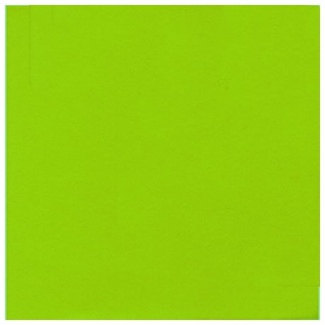 Fieltro 2mm Verde Manzana