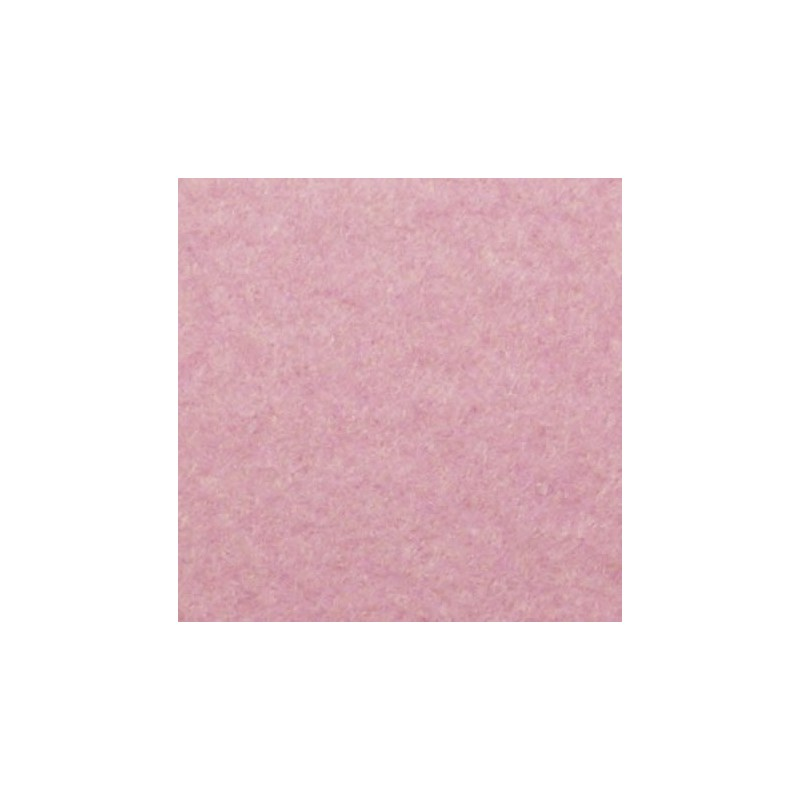 Fieltro 2mm Rosa claro