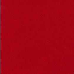Fieltro 2mm Rojo