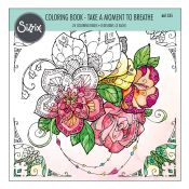 Colouring book - Take a moment