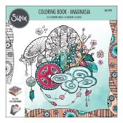 Colouring book - Imaginasia