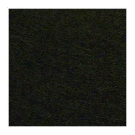 Fieltro 2mm Negro