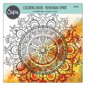 Colouring book - Bohemian Spirit