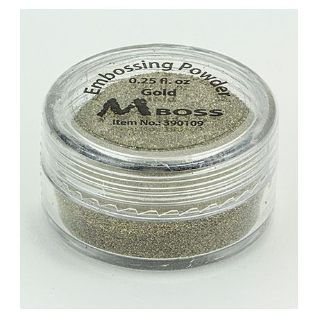 Embossing Powder Gold