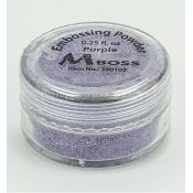 Embossing Powder Purple