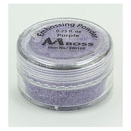 Embossing Powder Purple