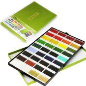 Acuarelas GANSAI TAMBI 36 Colores Set