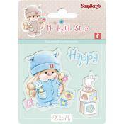 Sellos acrilicos My little star - Bunny Birthday
