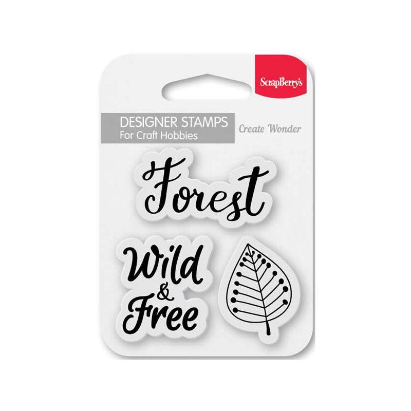 Sellos acrilicos Forest