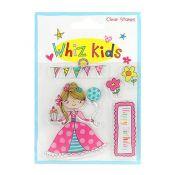 Whiz Kids - Sello Acrílico Princesa
