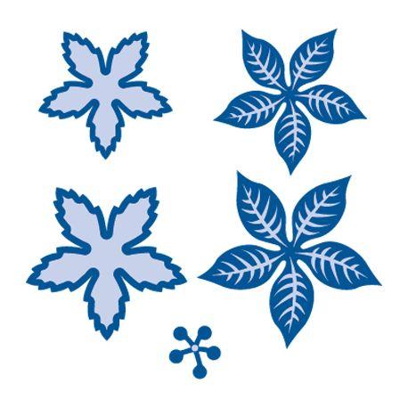 Troquel Creatables Poinsetia pequeña Marianne Design